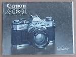 Foto Canon ae -1 instructions - french -
