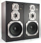 Foto Altavoces technics sb-3630 speakers bafles...