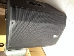 Foto Sub graves JBL 650W Amplificador CROWN