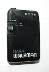 Foto Radio fm/am walkman de sony