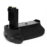 Foto Meike Battery Holder Grip For Canon Eos 5d Mark...